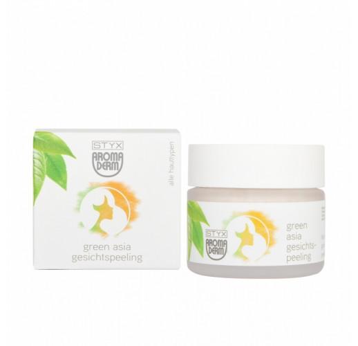 Пилинг обновление и гладкость для кожи любого типа,50 мл Green Asia